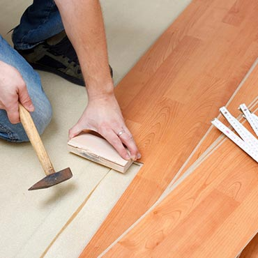 Laminate Flooring in Highland, IL